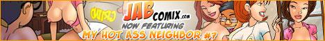 JAB my hot ass neighbor comics