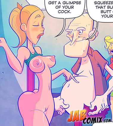 ... ANIMATIONS, SKETCHES, ART CONTESTS, CHAT, FORUM, GAMES AND MORE: www.jabcomix.com/tgp/omj3